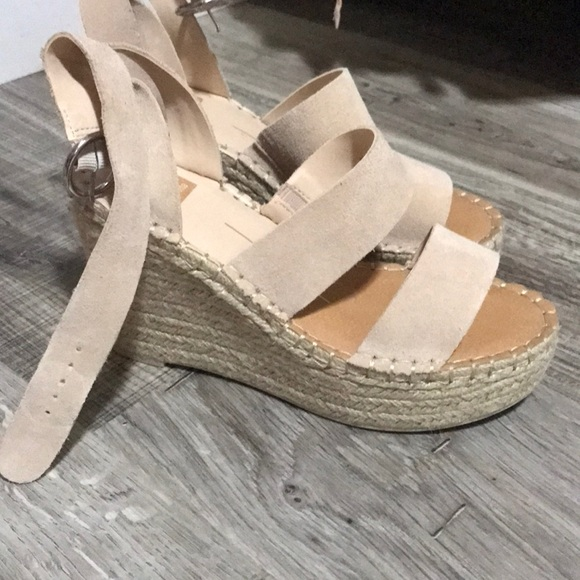 3e2340afcf Dolce Vita Shoes - Dolce Vita Wedge Espadrilles, Blush, 8